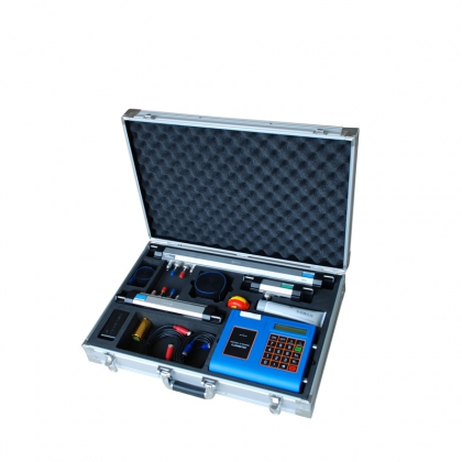 Portable Ultraonic flow meter